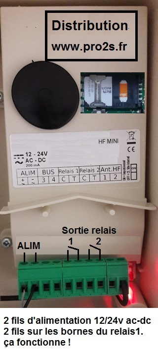 module gsm hf