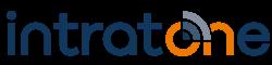 logo intratone, entreprise qui a creer un recepteur pour ouvrir votre portal avec votre telephone