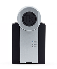 serrure motorisée bluetooth pour ouvrir votre porte avec votre téléphone